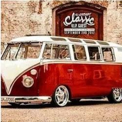 Diamanttavla Classic Bus 40x50