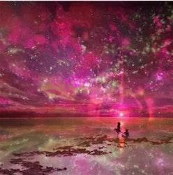 Diamanttavla Pink Galaxy 40x50