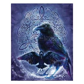 Diamanttavla Ravens 40x50