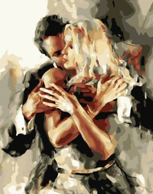 Paint By Numbers Romance 40x50 - Lev. 2-3 Veckor