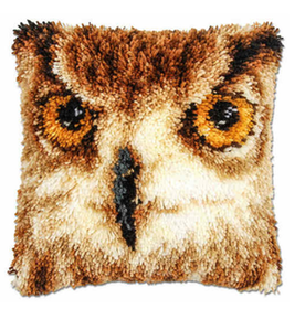 Ryakudde Owl Face 43x43