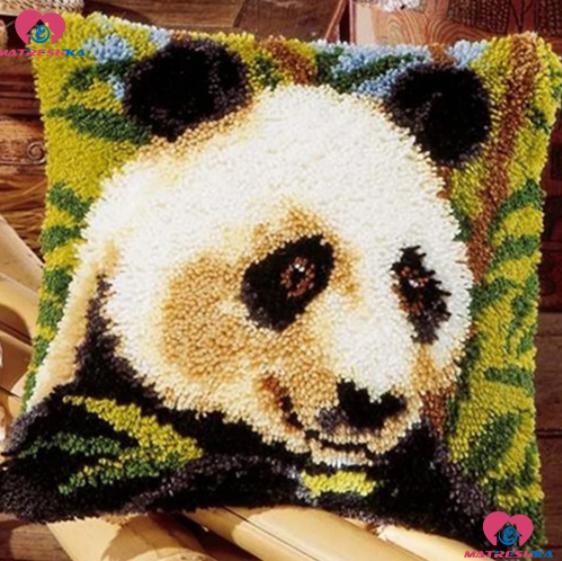 Ryakudde Panda Face 43x43
