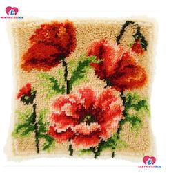 Ryakudde Flowers 43x43