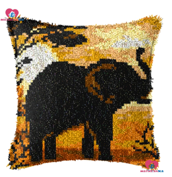 Ryakudde Elephant  43x43