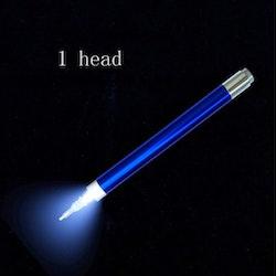 Diamond Painting Light Pen Blå