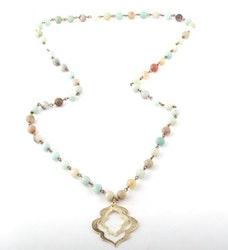 Halsband Ebba Ca 90 Cm