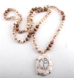 Halsband Mira Ca 90 Cm