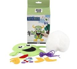 Pyssel DIY Funny Friend Monster Fuzzy