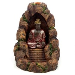 Thai Buddha Backflow Incense Burner