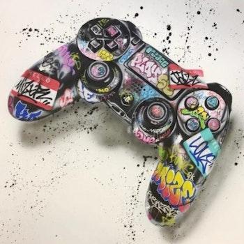 Diamanttavla Grafitti Game 50x50