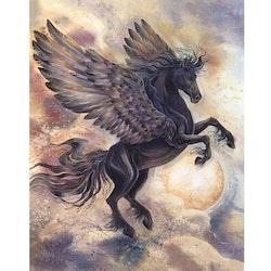 Diamanttavla Pegasus 50x70