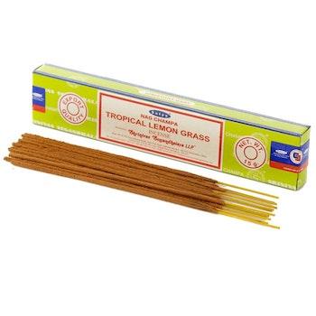 Satya Tropical Lemon Grass Nag Champa