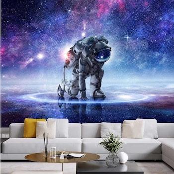 Gobeläng Tapestry Man On The Moon 200x150 cm - Leveranstid 1-3 Dagar