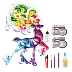 Quilling Hjort A4