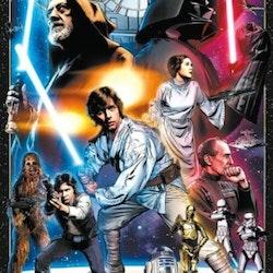 Diamanttavla Star Wars 50x70 - Leveranstid 1-3 Dagar