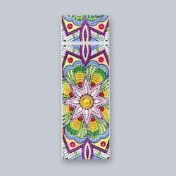 Diamanttavla Pennfack Starflower 21 cm