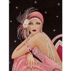 Diamanttavla Classic Beauty 40x50 - Leveranstid 1-3 Dagar