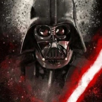 Diamanttavla Star Wars Darth 50x70 - Leveranstid 1-3 Dagar
