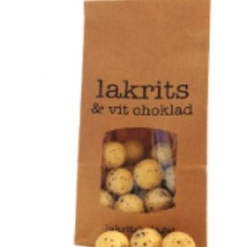 Lakritsbolaget Lakrits Och Vit Choklad