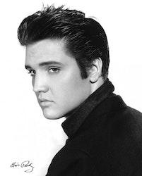 Diamanttavla Elvis 30x40