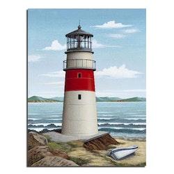 Diamanttavla Sea Lighthouse  30x40