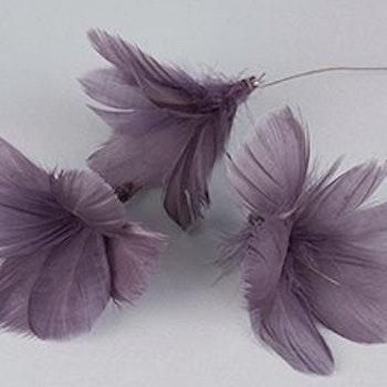 Fjäder blom Lila 12 st