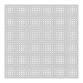 Oprintad Rund Förlimmad Canvas 30x40