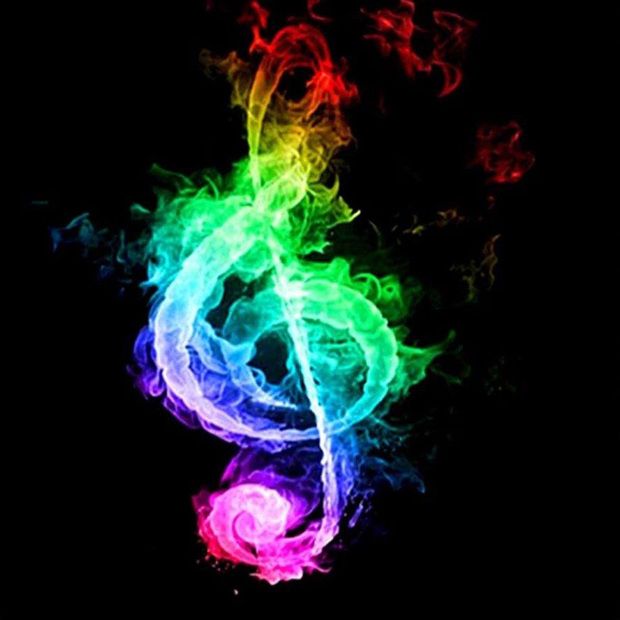 Diamanttavla (R)  Music 30x30