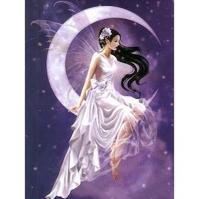 Diamanttavla Moonlight Beauty 40x50