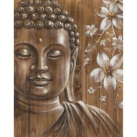 Diamanttavla (R) Fantastic Buddha 40x50