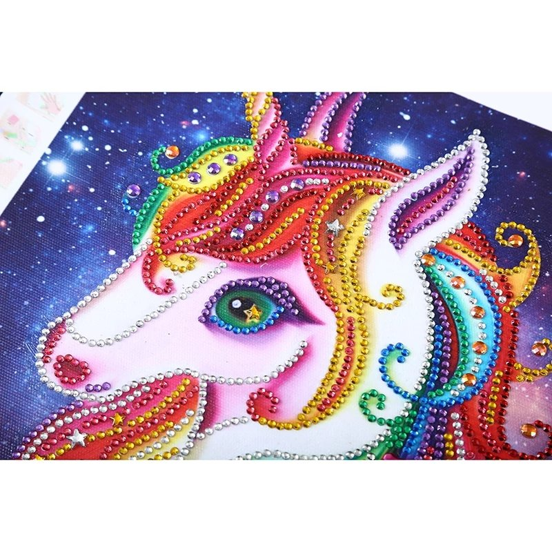 SNART I BUTIK - Special Color Unicorn 25x25