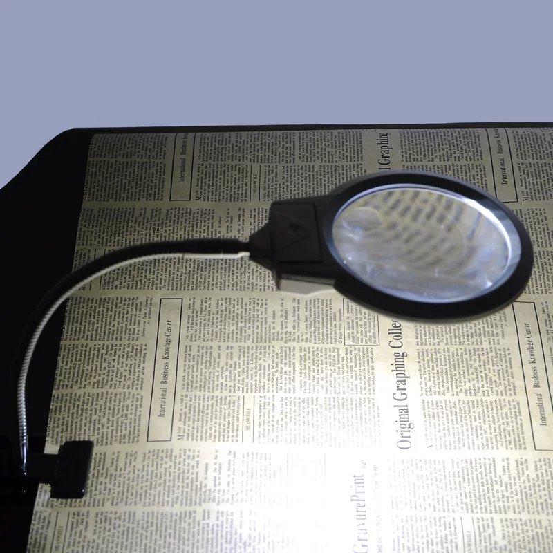 Förstoringslampa Led
