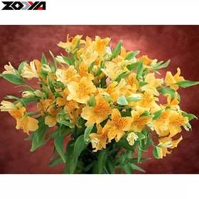 SNART I BUTIK - (R)  Springflowers 40x50
