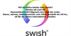 Betala med Swish?