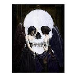 Diamanttavla Dark Angels 40x50