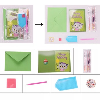 Kort (R) Födelsedag 5-Pack