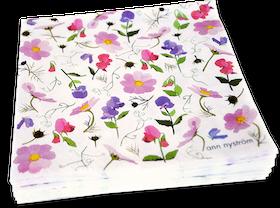 Servett Det Blommar 20 paket