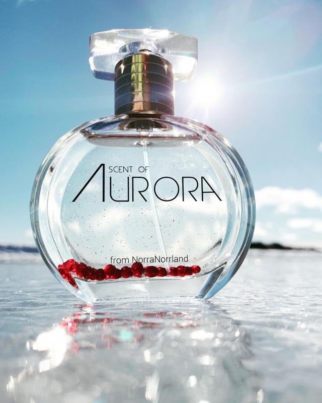 Arktiska parfymerna i samarbete med parfymens Mekka