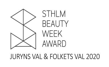 Vinnare Stockholm Beauty Week Award 2020, Juryn och Folkets val