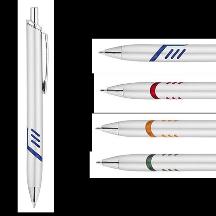 Penna med tryck