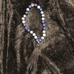 PocketMala BlueSpotstone och blå jade