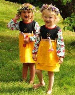 Lilla Dalom klänning