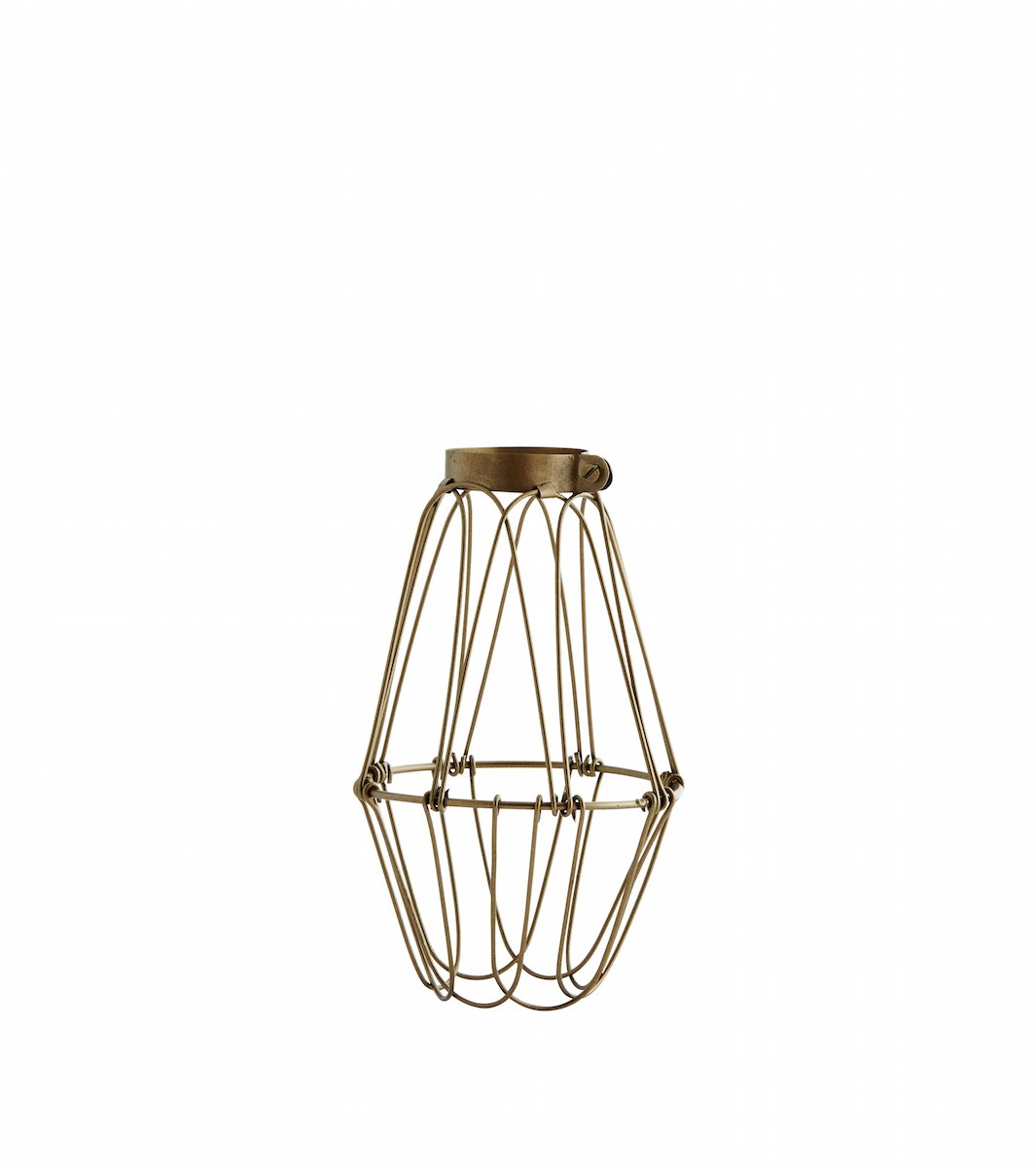 Lampskärm tråd - koppar