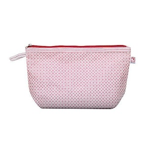 Shyness Necessär Destiny L Vit/Röd - Cosmetic case Destiny L White/Red