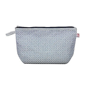 Shyness Necessär Destiny L Vit/Blå - Cosmetic case Destiny L White/Blue