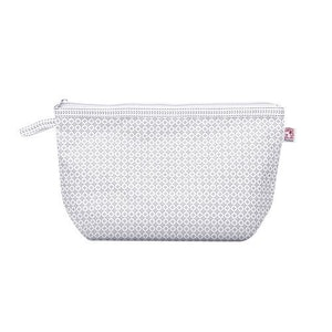Shyness Necessär Destiny L Vit/Grå - Cosmetic case Destiny L White/Grey