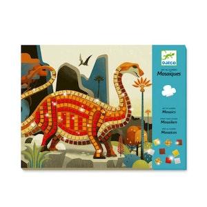 DJECO Mosaik - dinosaurier