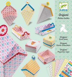DJECO Små Askar Origami - small boxes