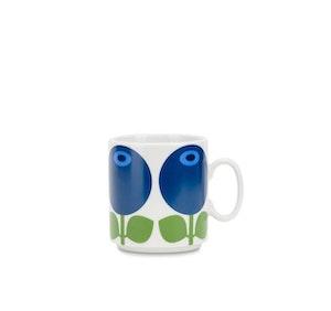 Floryd Mug, blåbär, 30 cl, staplingsbar