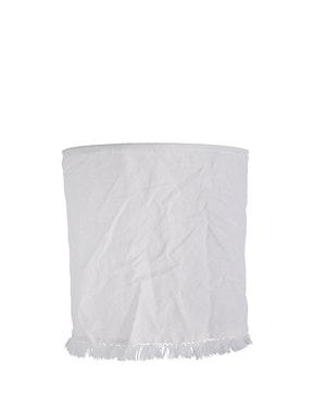Lampskärm lin off white